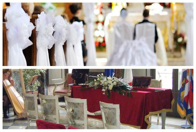 Matrimonio Simbolico Cosa Dire : La differenza dell abito tra matrimonio civile e religioso