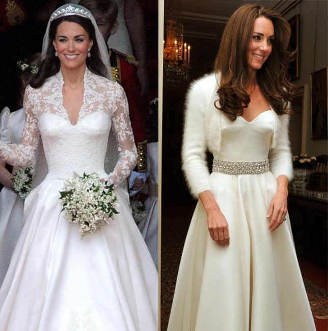 Matrimonio Kate Middleton : Secondo abito matrimonio kate middleton pinella passaro