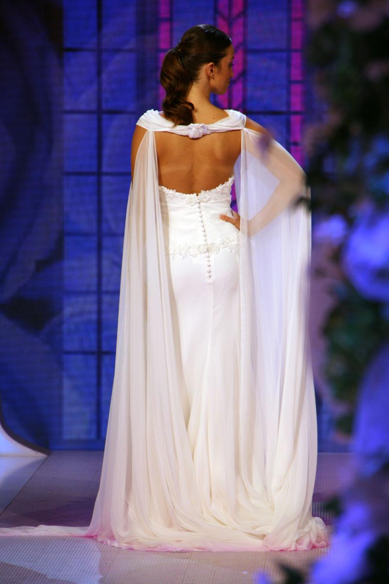 abito sposa back detto fatto pinella - Non Wedding Wedding Dress